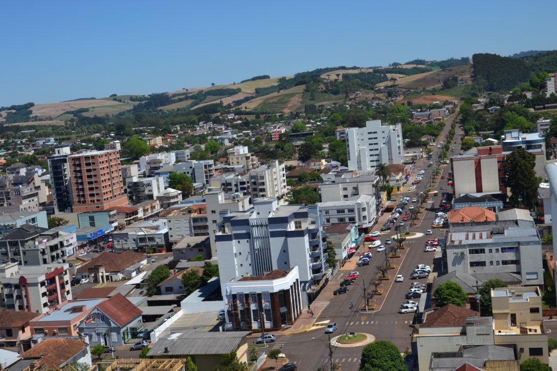 Getúlio Vargas Rio Grande do Sul fonte: www.pmgv.rs.gov.br