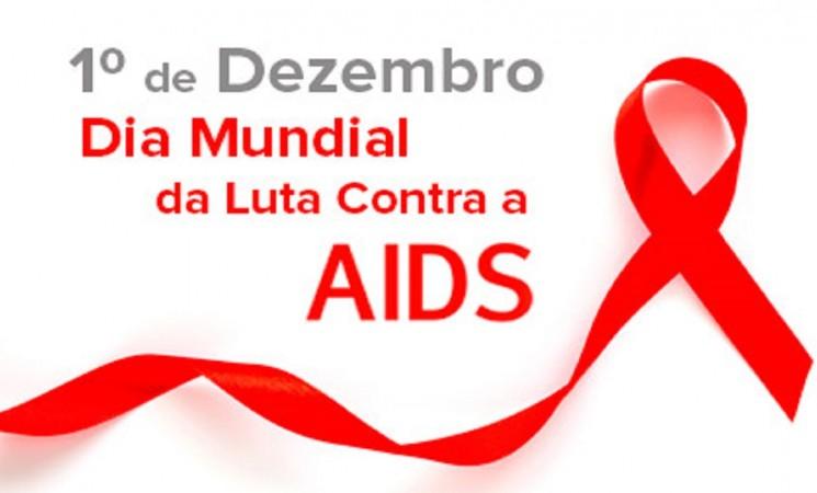 1° de Dezembro - Dia Mundial de Luta Contra a AIDS