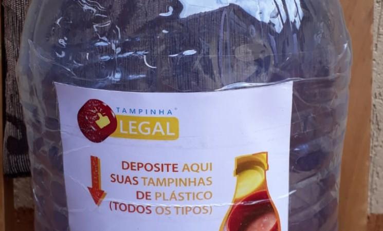 Governo Municipal convida as organizações sociais a  aderirem ao Programa Tampinha Legal