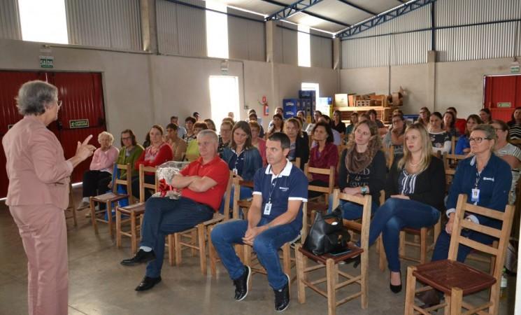 Mulheres rurais de Getúlio Vargas comemoram  o Dia Internacional da Mulher