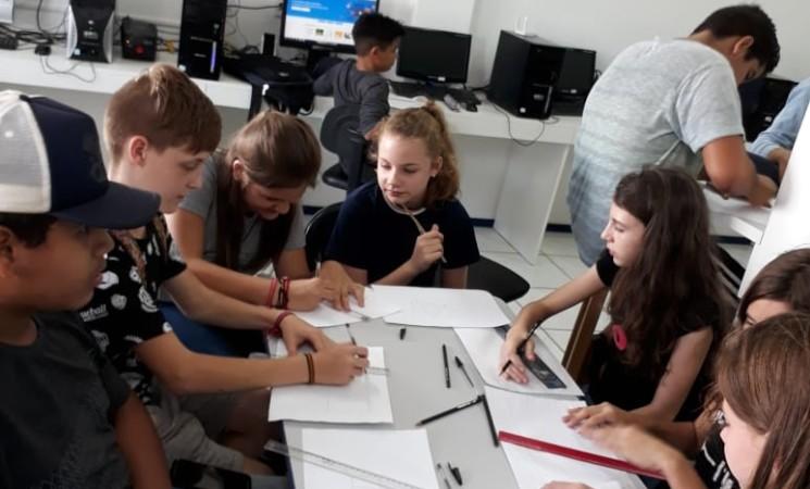 Letramento em Programação tem início naRede Municipal de Ensino de Getúlio Vargas