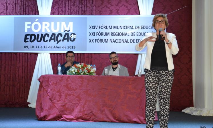 Fórum da Educação encerra confirmando sucesso