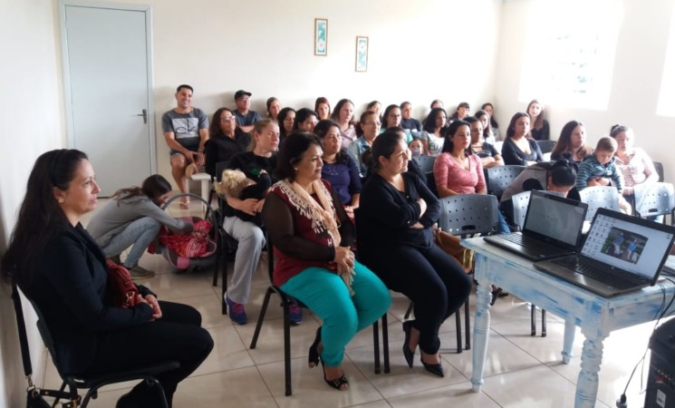 CIR realiza Chá em homenagem às mães