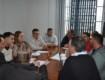 Realizada reunião para tratar sobre a revisão do Plano de Saneamento Básico de Getúlio Vargas