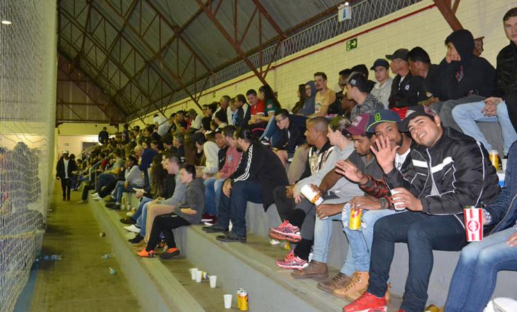 Conhecidos os campeões do Campeonato Municipal de Futsal de Getúlio Vargas 2019