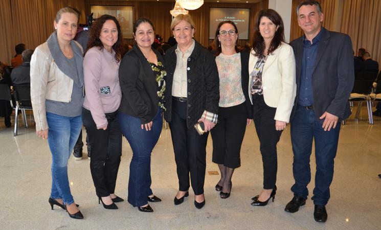 Prefeito e secretários de Getúlio Vargas participaram do I Congresso Regional de Gestão para Excelência