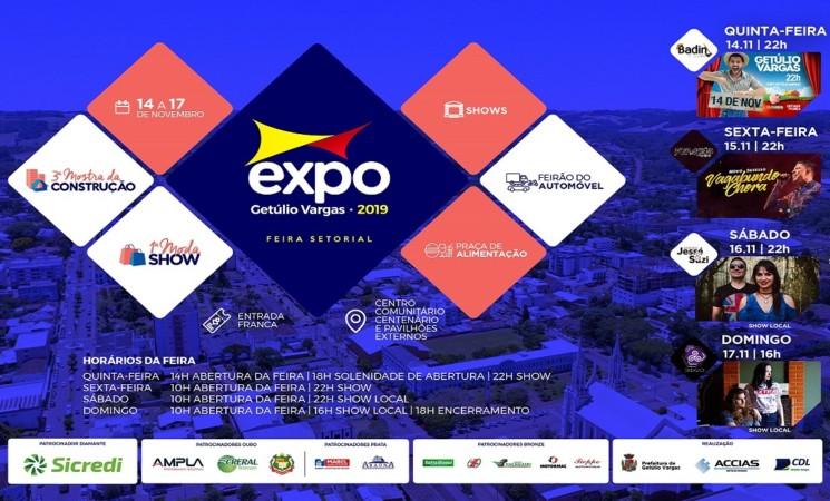 Expo Getúlio Vargas 2019