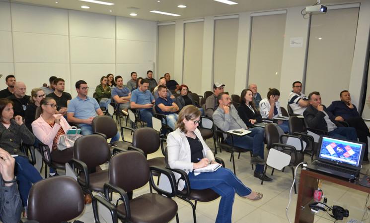 Comissão organizadora da Expo Getúlio Vargas 2019se reúne com expositores