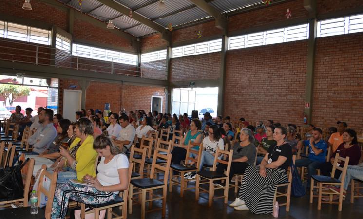 Realizada a IX Conferência Municipal de Assistência Social com boa participação da sociedade civil