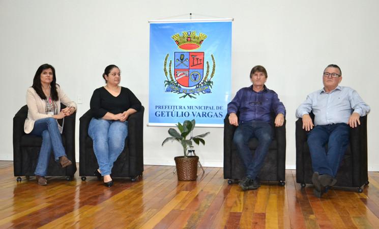 Prefeitura de Getúlio Vargas e Senai entregam certificados do Curso de Solda Mig/Mag