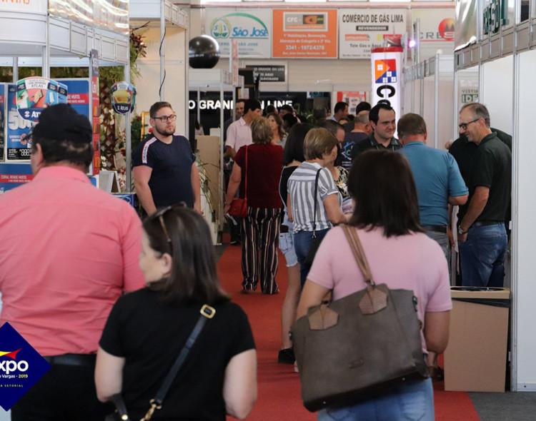 Mais de 30 mil pessoas passaram pela Expo Getúlio Vargas 2019