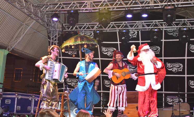 Getúlio Vargas já vive clima de Natal com o 11º Natal Espírito que Contagia