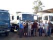 Novos caminhões são entregues ao Parque de Máquinas da Prefeitura de Getúlio Vargas