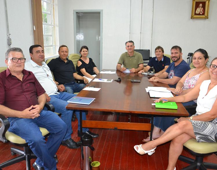 Prefeito Mauricio Soligo reúne secretariado para planejamento do ano de 2020