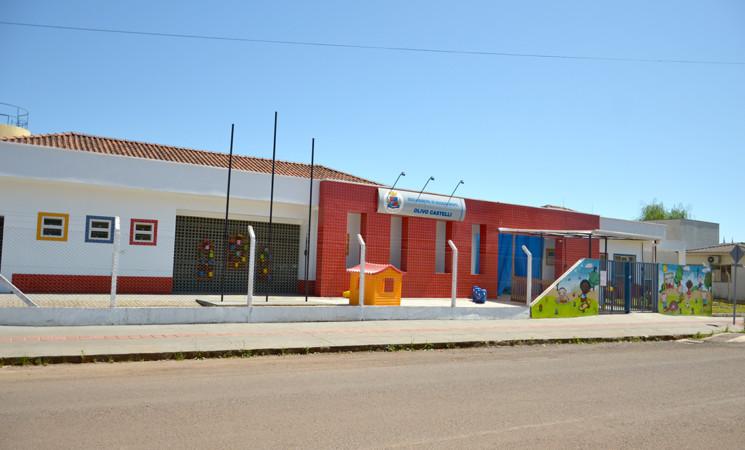 Volta às aulas na Rede Municipal de Ensino de Getúlio Vargas acontece no dia 17 de fevereiro