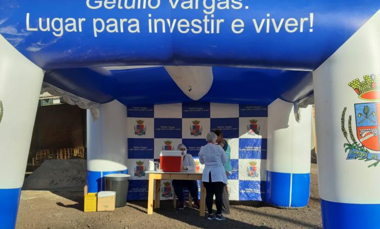 Vacinas contra a gripe 2020 já estão disponíveis em Getúlio Vargas