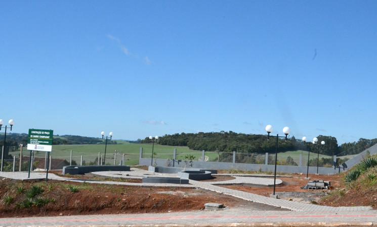 Com medidas de segurança, Prefeitura de Getúlio Vargas segue com obras na cidade e interior