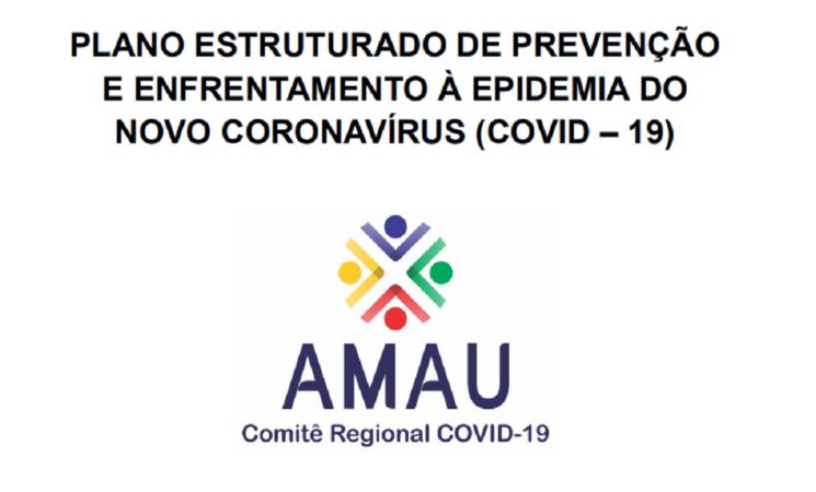 PLANO ESTRUTURADO DE PREVENÇÃO E ENFRENTAMENTO À EPIDEMIA DO NOVO CORONAVÍRUS (COVID – 19)