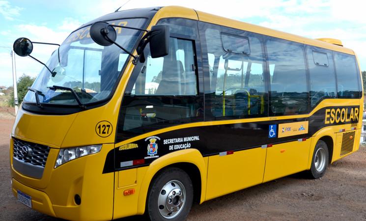 Secretaria Municipal da Educação, Cultura e Desporto alerta sobre transporte escolar para o ano letivo de 2021