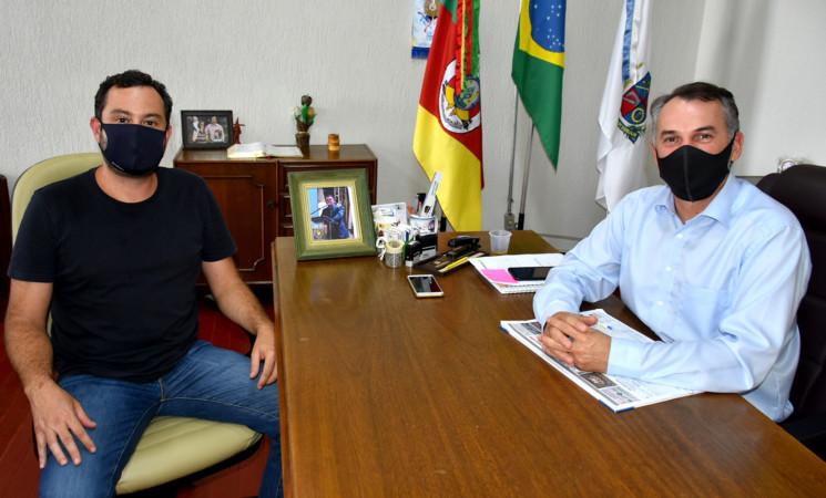 Getúlio Vargas está entre as primeiras cidadesdo país a contar com uma viatura semiblindada