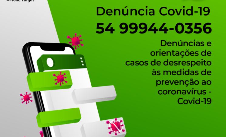 WhatsApp Denúncia