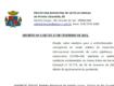 Decreto 3587  Dispoe  sobre o enfrentamento a emergencia da saúde publica