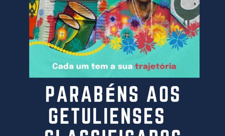 Prêmio Trajetórias Culturais – Mestra Sirley Amaro tem número expressivo de getulienses classificados