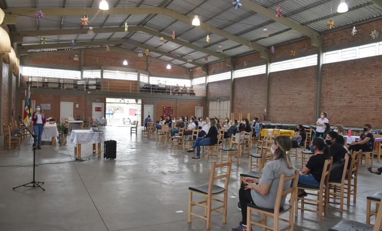 Realizada a X Conferência Municipal de Assistência Social de Getúlio Vargas