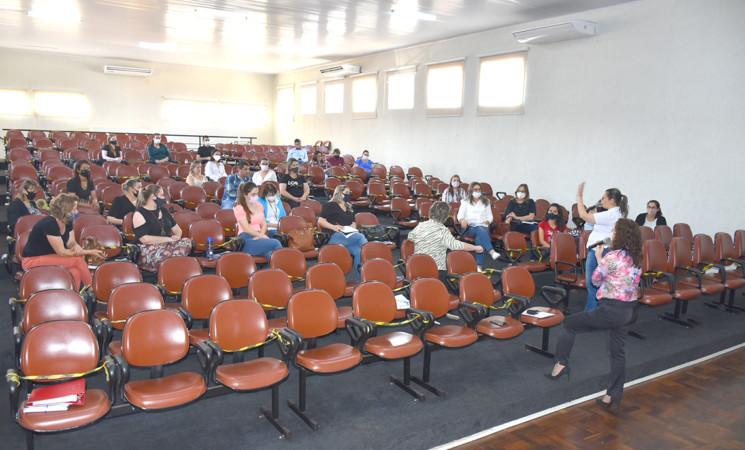 Getúlio Vargas sedia reunião dos Secretários de Educação da AMAU