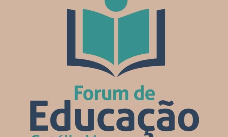 Vem aí o Fórum de Educação de Getúlio Vargas