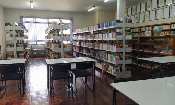 Biblioteca Municipal Dr. Léo Stumpf já está aberta à comunidade