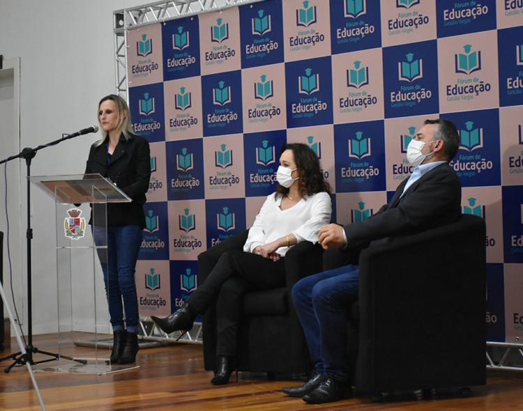 Encerra nesta sexta-feira, 8, o Fórum de Educação de Getúlio Vargas